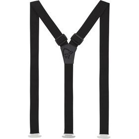 Norrøna Suspenders 25mm, black